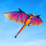 Kite-Flying Season Can Be Fun with This 10-Foot Dragon Kite