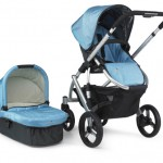 2009 Vista Baby Stroller with Lots of Handy Features