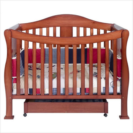 DaVinci Parker 4-in-1 Convertible Crib Is All Your Baby Wants