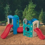 8-in-1 Adjustable Playground : A Source of Ultimate Fun