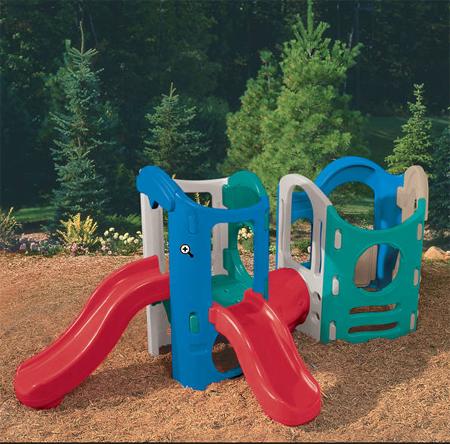 8-in-1 Adjustable Playground