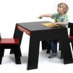 A Chair & Table - A Brilliant Sitting Idea for Your Baby