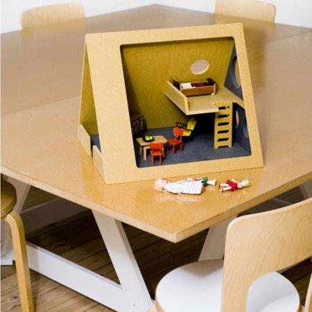 A-Frame Doll House