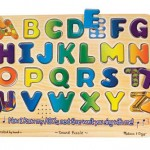ABC Sound Puzzle - A Great Learning Starter