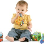 Infantino Activity Blocks Offer Great Fun