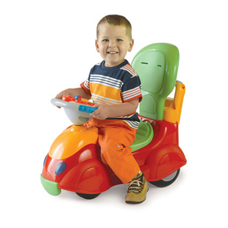 Chicco Adjustable 4-in-1 Ride On Grows With Your Child