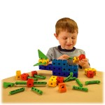 Trio Airplane Building Set Enhances Your Kid's Creative Fun