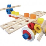 Airplane Construction Kit - A Perfect Playing Set for Your Kids
