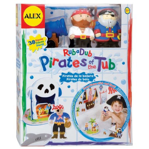 Alex Toys Pirates of The Tub