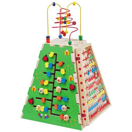 pyramid activity center