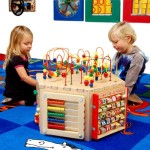 Anatex Six-Sided Play Cube Is Entertaining As Well As Educational