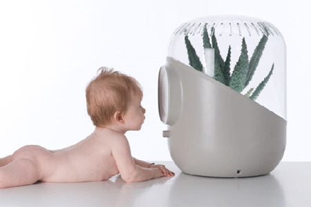 ANDREA Air Purifier Can Let Your Baby Breath Safely