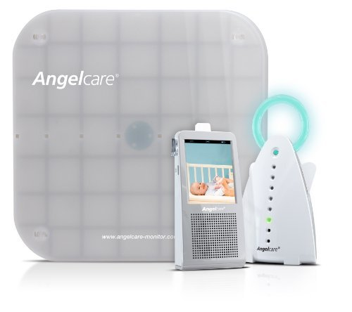 Angelcare Video Movement Sound Baby Monitor : All In One Baby Monitor