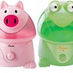 Adorable Animal Shaped Humidifier Helps Improving Your Child's Health