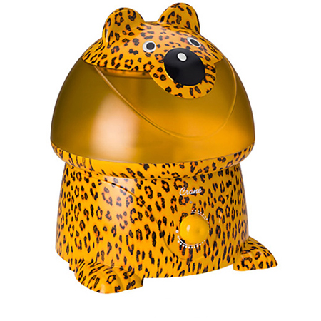 leopard animal shaped humidifier