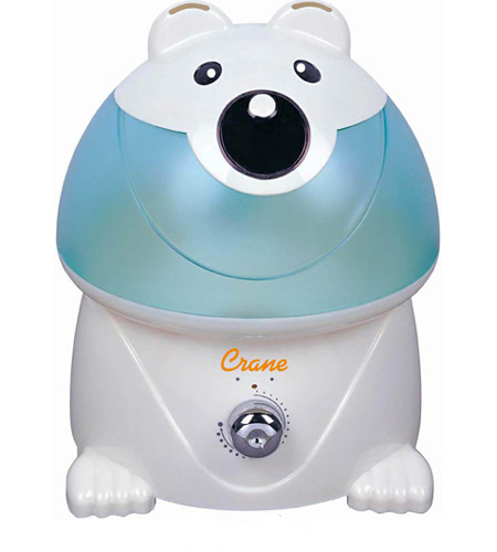 dog animal shaped humidifier