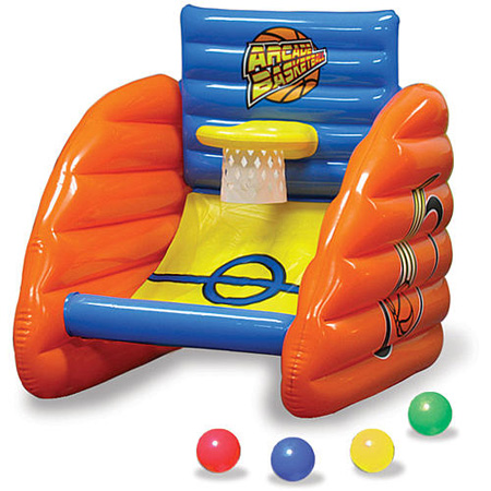 Arcade Basketball Pool Game
