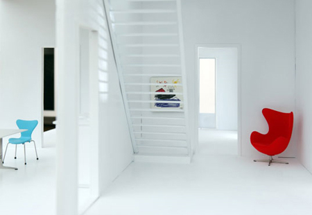 Arne Jacobsens' Dollhouse
