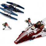 Kid's Favorite Lego 7751 Ashoka's Starfighter Droids