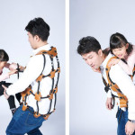 AthleTitti Wearable Jungle Gym for Parents