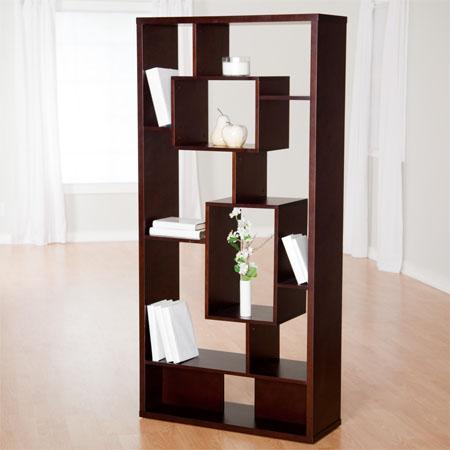 avente-grade bookcase