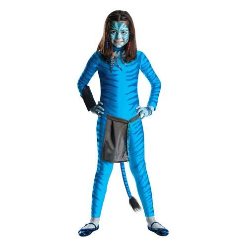 Avatar Neytiri Child Costume - Top 20 Kids Halloween Costumes