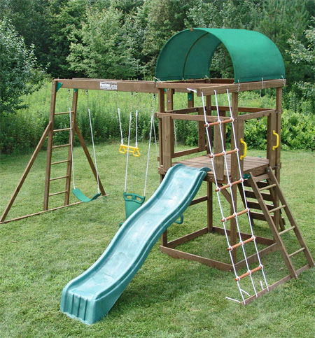 avenger outdoor playset