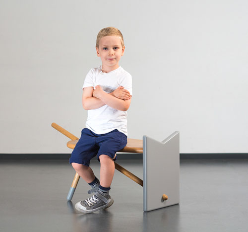 Avlia Furniture System for Children by Natasa Njegovanovic