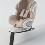 BabyArk Child Car Seat Design from an Automotive Designer