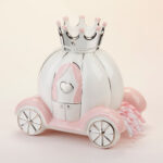 "Baby Aspen ""Little Princess"" Ceramic Piggy Bank Teaches Children About Saving Money"
