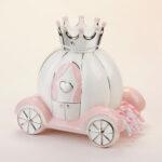 """Baby Aspen """"Little Princess"""" Ceramic Piggy Bank Teaches Children About Saving Money"""