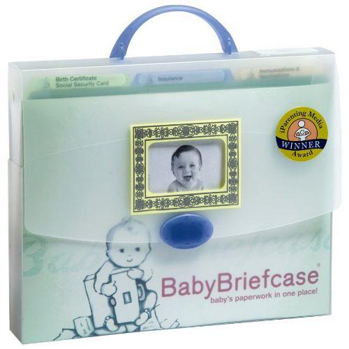 Baby Briefcase Baby Paperwork Organizer