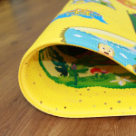 Baby Care Play Mat Protects Your Baby from Hard Floors