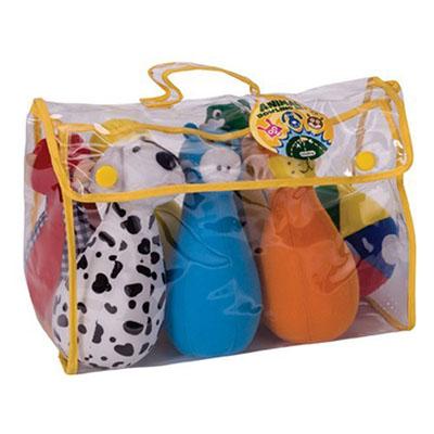 Baby Farm Animals Bowling Set