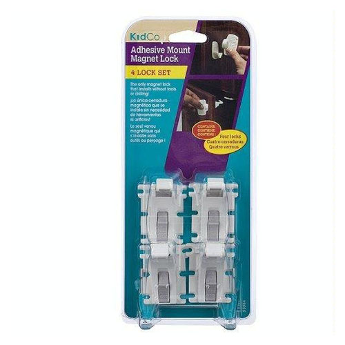 Baby Proof Your House with KidCo 4 Lock Set