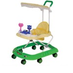 Watch the Smiling Face of Your Baby on Baby Walker