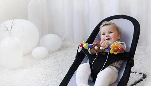 Baby Bjorn BabySitter Wooden Toy