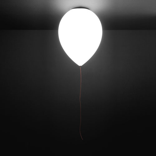Balloon Lamp by CrousCalogero