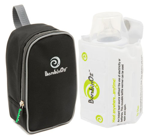 BambinOz Travel Bottle Warmer Pack