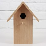 Enhance the Decor of Your Kid's Room with Birdhouse Lamp