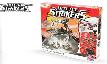 Battle Strikers Tournament Set