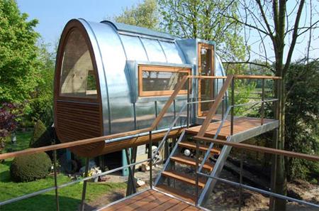 Baumraum Froschkönig Treehouse - A Fun Place for Your Kids