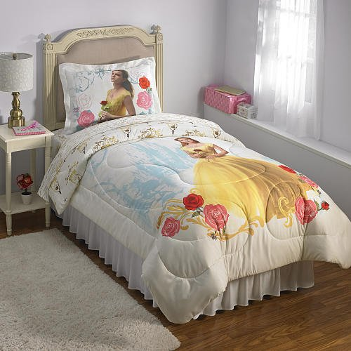 Beauty and The Beast Bedding Set for Little Bella in The Family