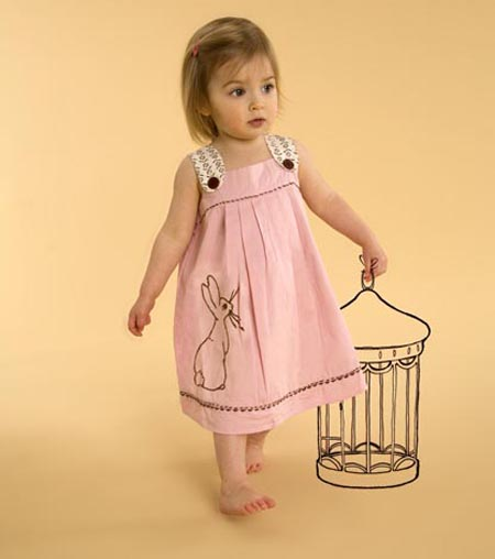 Belle and Boo Pinafore Dress