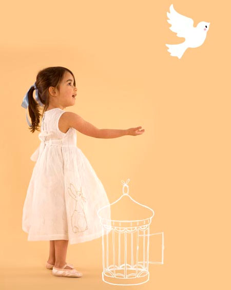 Belle and Boo Freedom Dress