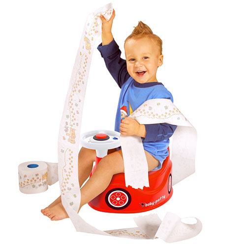 Big Baby Bobby Car Potty