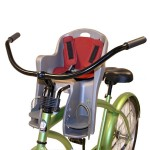 Bingo Child Bike Seat Enables Your Babies To Be Taken To A Bike Ride Safely And Comfortably