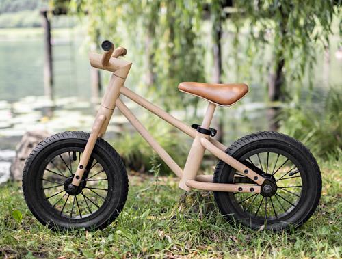 Bixie Wooden Bike