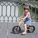 Bixie Wooden Bike - a Modern and Eco-friendly Balance Bike