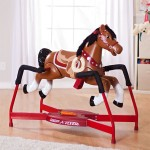Blaze Interactive Rocking Horse Give Your Kids Real Horse Riding Experience